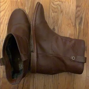 Cole Haan Leather boot